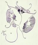 Whistler, butterfly